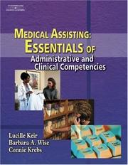 Cover of: Medical Assisting