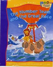 Cover of: Number Team and the Great Race (Including Time, Position and Direction) (Fun with Maths)