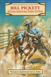 Cover of: Bill Pickett: African-American rodeo cowboy
