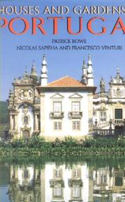 Cover of: The Houses and Gardens of Portugal (Houses and Palaces)