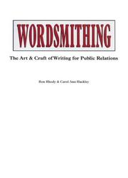 Cover of: Wordsmithing