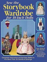 Cover of: Sew the Storybook Wardrobe for 18-Inch Dolls