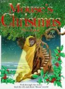 Cover of: Mouse's Christmas