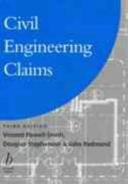 Cover of: Civil Engineering Claims