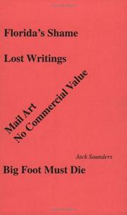 Cover of: Lost Writings
