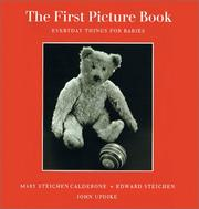 Cover of: First Picture Book