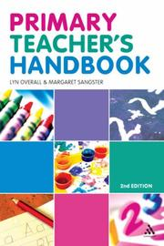 Cover of: Primary Teacher's Handbook