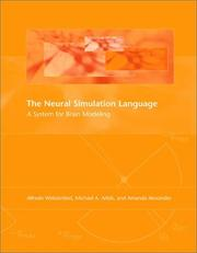 Cover of: The Neural Simulation Language