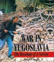 Cover of: War in Yugoslavia: the breakup of a nation