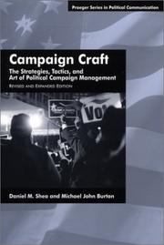 Cover of: Campaign Craft