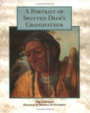 Cover of: A portrait of Spotted Deer's grandfather