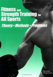 Cover of: Fitness and Strength Training for All Sports