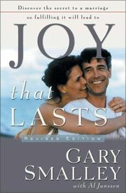 Cover of: Joy That Lasts