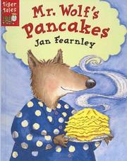 Cover of: Mr. Wolf's Pancakes (Tiger Tales)
