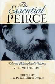 Cover of: Essential Pierce