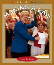 Cover of: Making a Law
