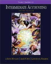 Cover of: Intermediate Accounting, Chapters 1-12