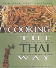 Cover of: Cooking the Thai Way (Easy Menu Ethnic Cookbooks)
