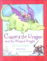 Cover of: Custard the Dragon and the Wicked Night