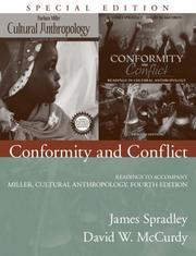Cover of: Conformity and Conflict