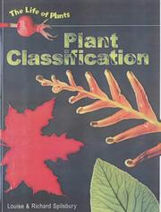 Cover of: Plant Classification (Life of Plants)