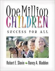 Cover of: One Million Children