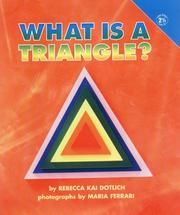 Cover of: What Is a Triangle? (Growing Tree)