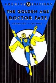 Cover of: Golden Age Doctor Fate