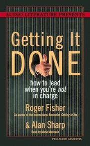 Cover of: Getting It Done