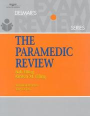 Cover of: The Paramedic Review (Delmar's Exam Review Series)