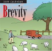 Cover of: Brevity