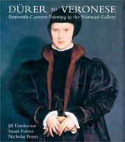 Cover of: Durer to Veronese: Sixteenth-Century Painting in the National Gallery