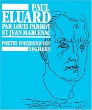Cover of: Paul Eluard