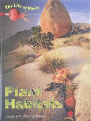 Cover of: Plant Habitats (Life of Plants)