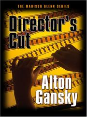 Cover of: Director's Cut (The Madison Glenn Series #3)
