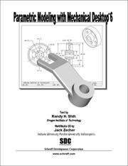 Cover of: Parametric Modeling with Mechanical Desktop 6