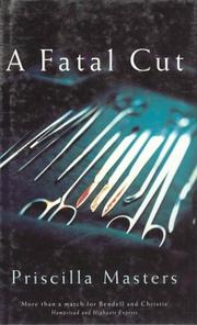 Cover of: A Fatal Cut (SIGNED)