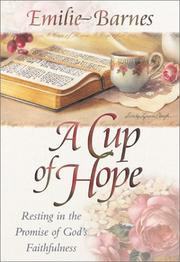 Cover of: A Cup of Hope