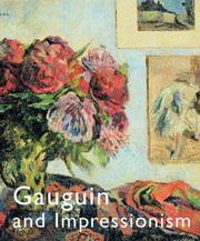 Cover of: Gauguin and Impressionism (Kimbell Art Museum)