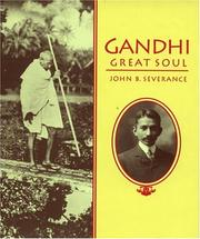 Cover of: Gandhi, great soul