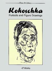 Cover of: Kokoschka portraits and figure drawings