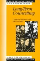 Cover of: Long-Term Counselling (Professional Skills for Counsellors series)
