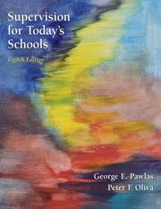 Cover of: Supervision for Today's Schools (Wiley/Jossey-Bass Education)