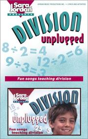 Cover of: Division Unplugged-Divisors to 18 (Unplugged)