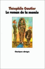 Cover of: Le roman de la momie
