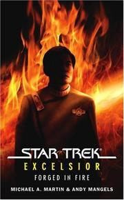 Cover of: Star Trek: Excelsior: Forged in Fire