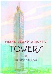 Cover of: Frank Lloyd Wright's Towers