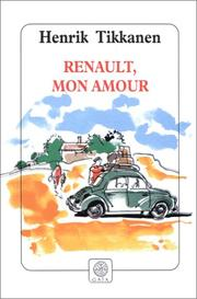 Cover of: Renault, mon amour