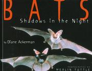 Cover of: Bats: shadows in the night
