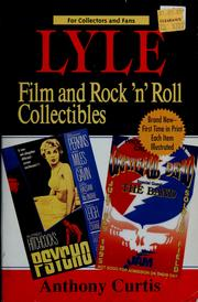Cover of: Lyle film & rock 'n' roll collectibles
